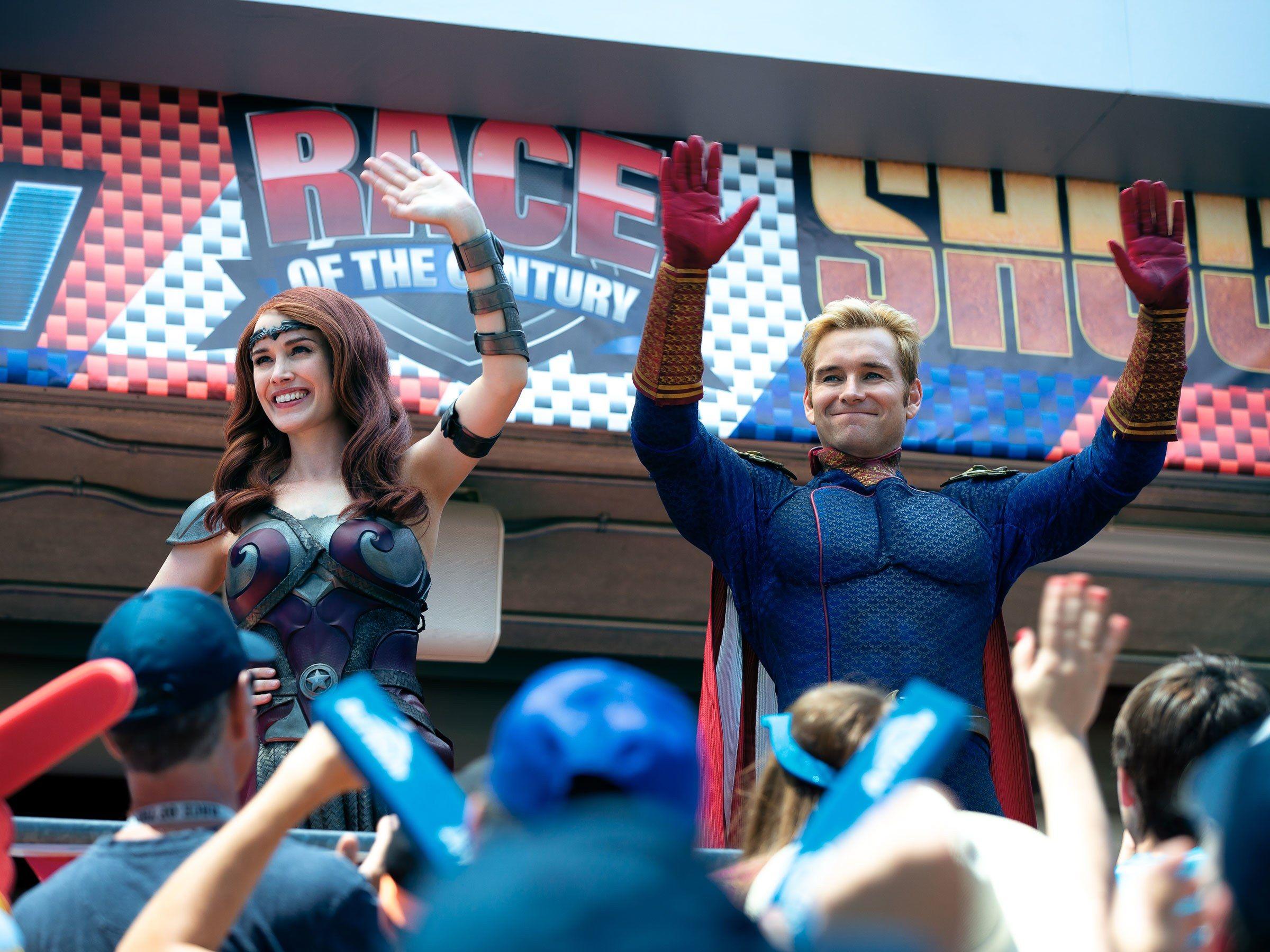 Сериалы о супергероях не из Marvel и DC