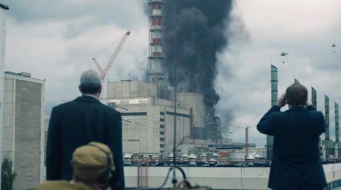 Появился большой трейлер мини-сериала Чернобыль
