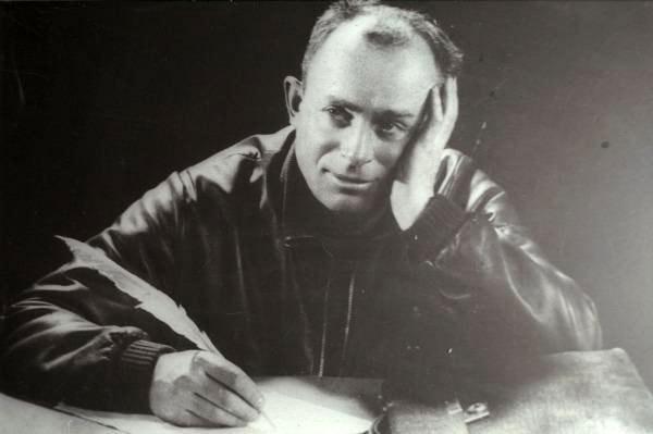 Украинский писатель Остап Вишня