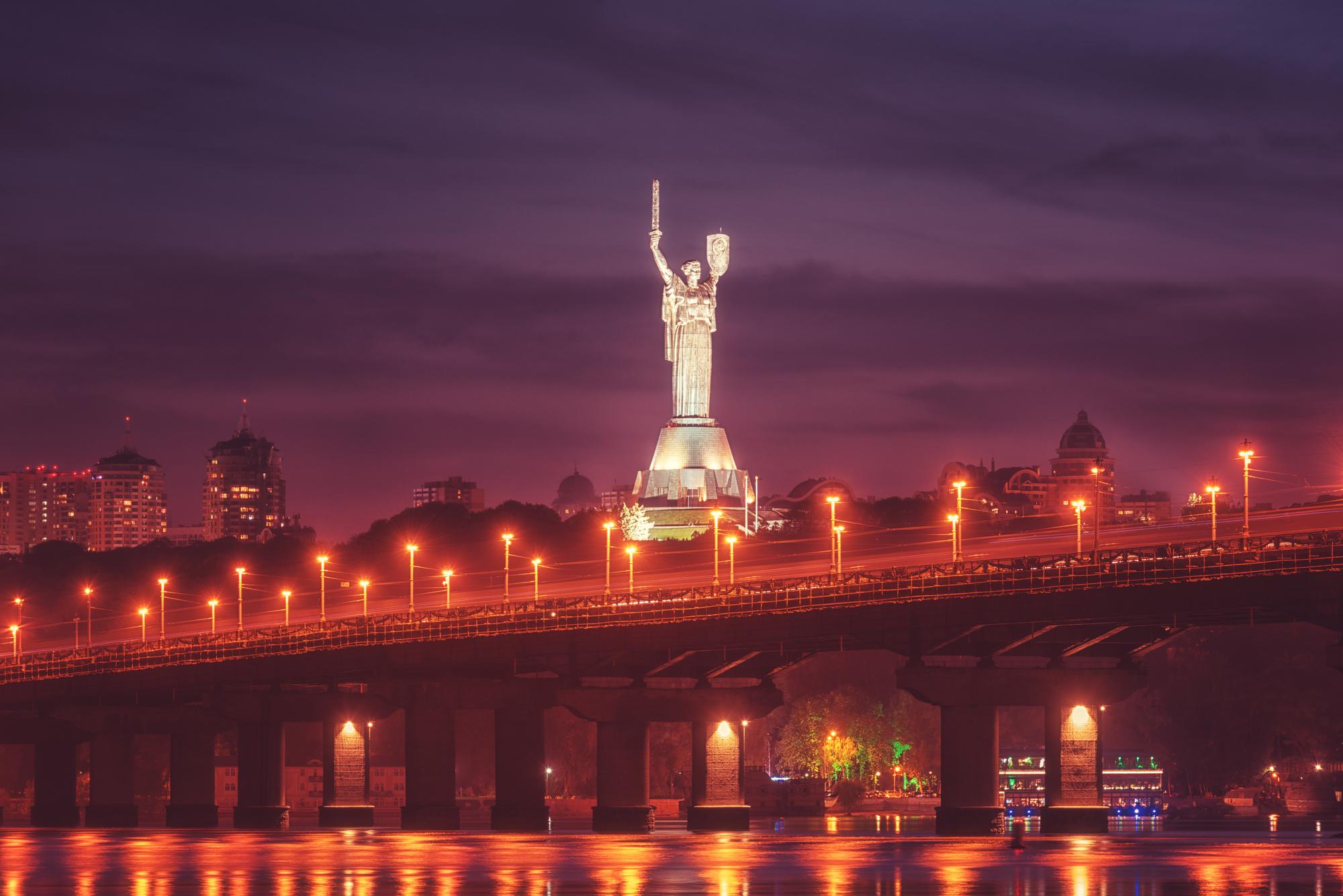 Куда пойти в Киеве 22 февраля