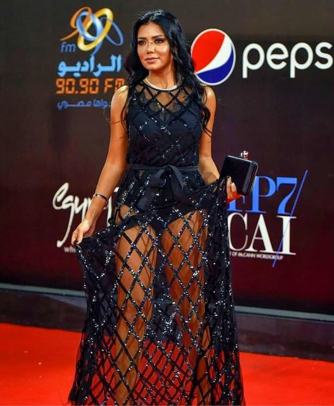 Египетская актриса Рания Юсеф