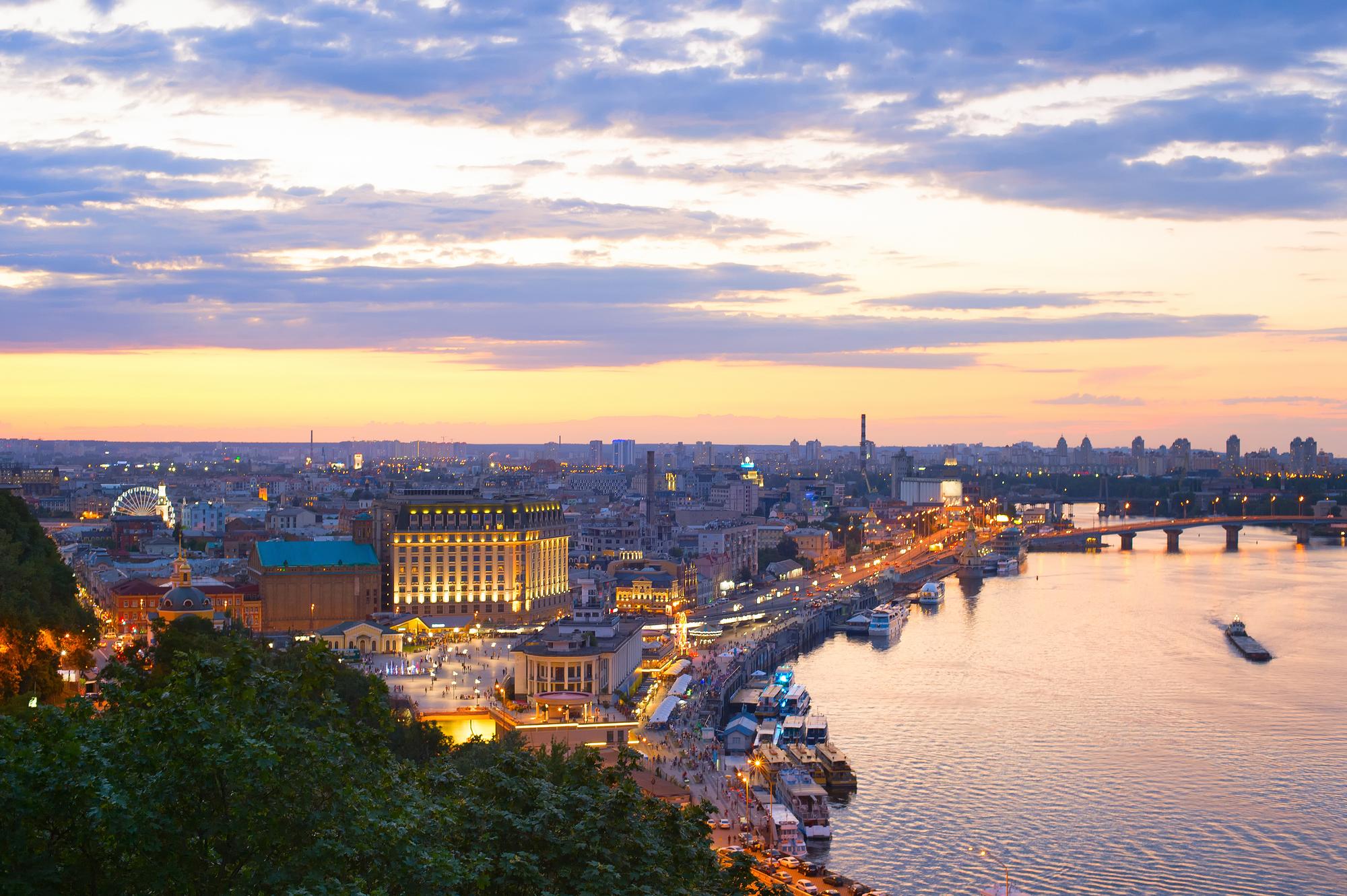 Куда пойти в Киеве 12 июня