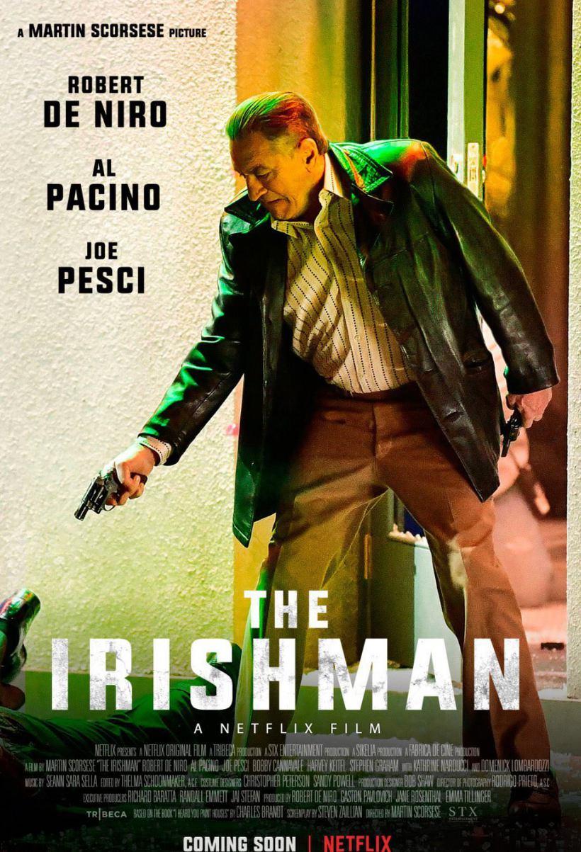 Постер фильма Ирландец