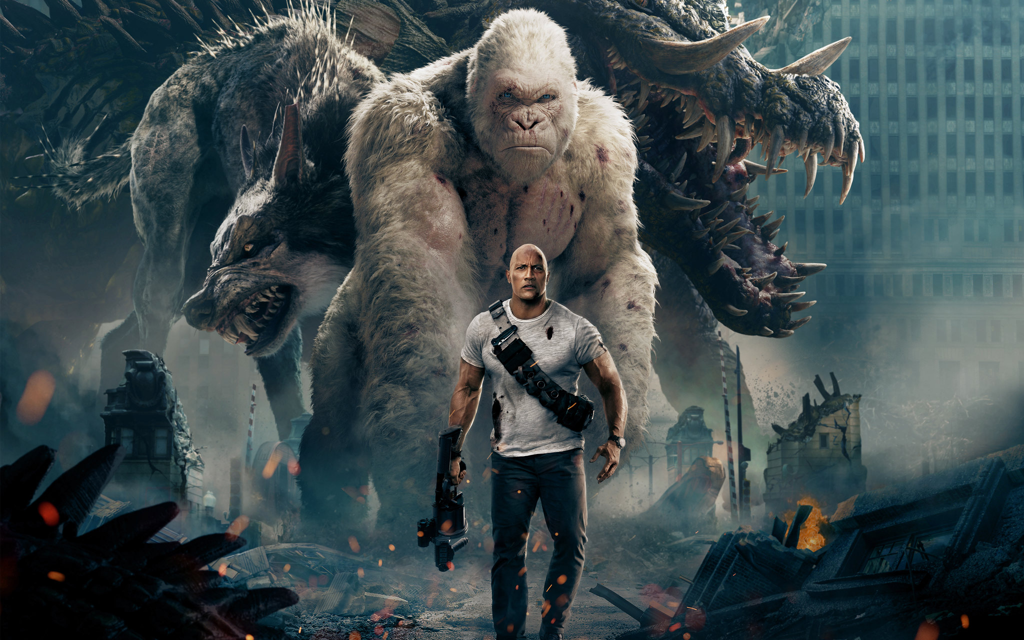 Фильмы про монстров и чудовищ