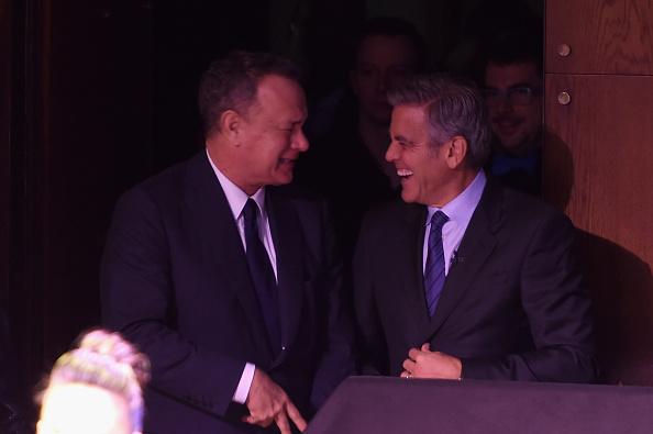 Хэнкс и Клуни