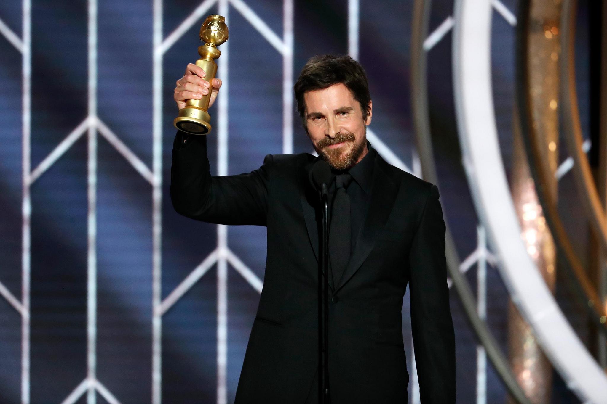 Кристиан Бэйл заявил, что больше не будет менять внешность ради роли в кино