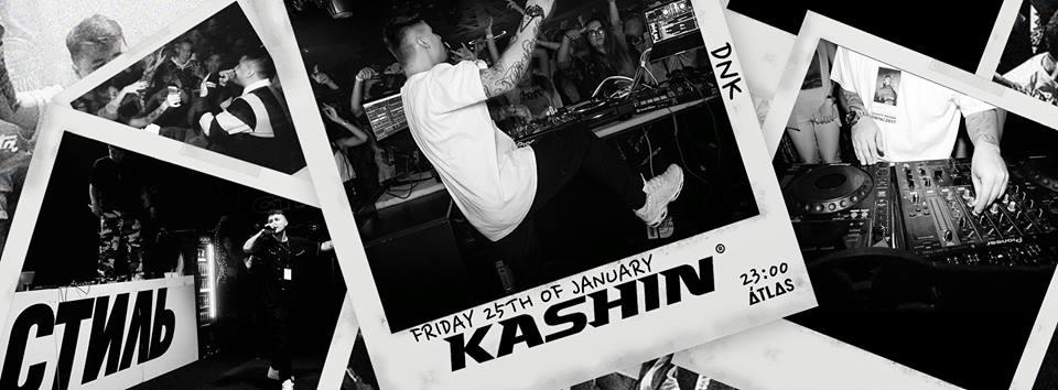 DNK X DJ KASHIN