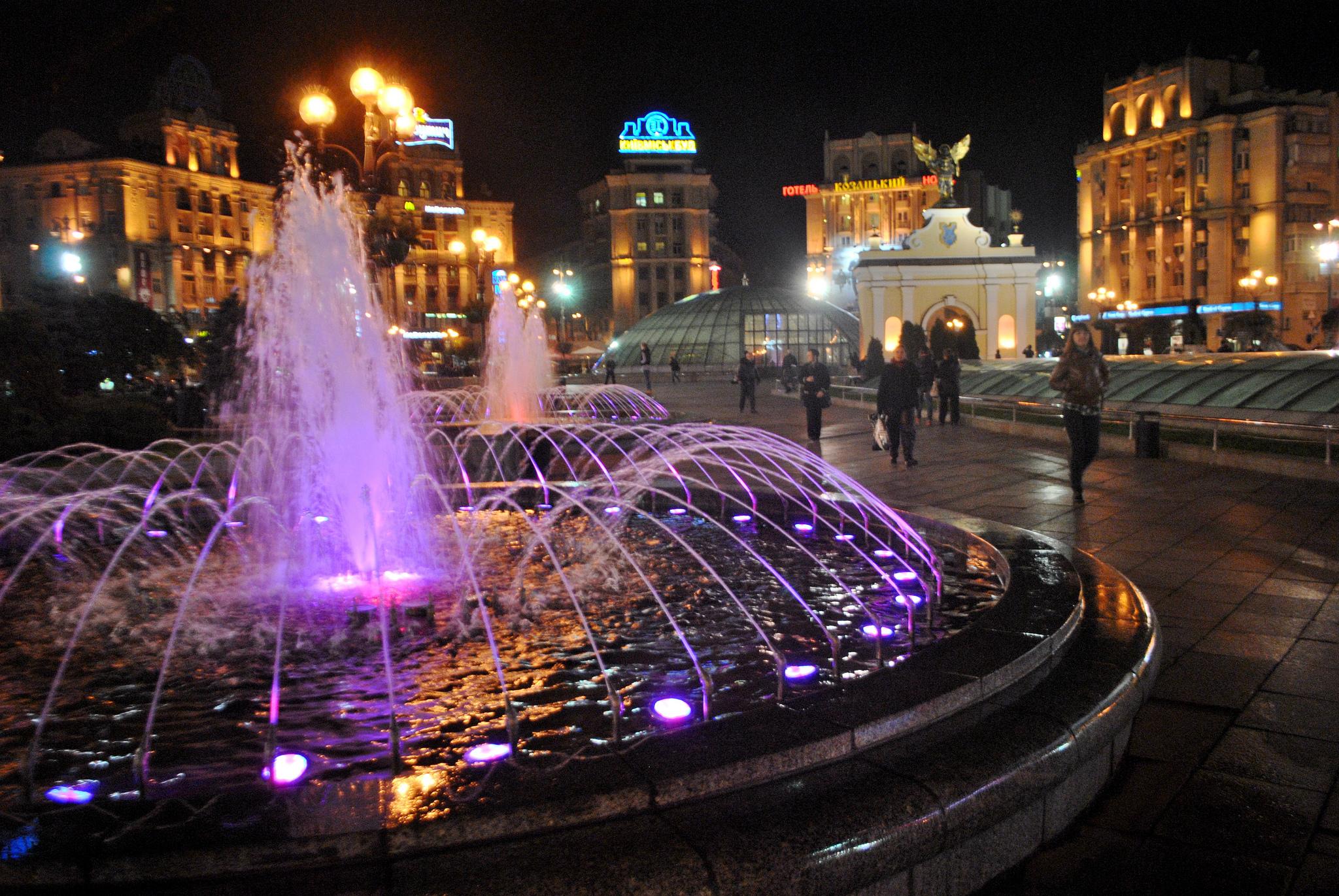 Куда пойти в Киеве 2 октября
