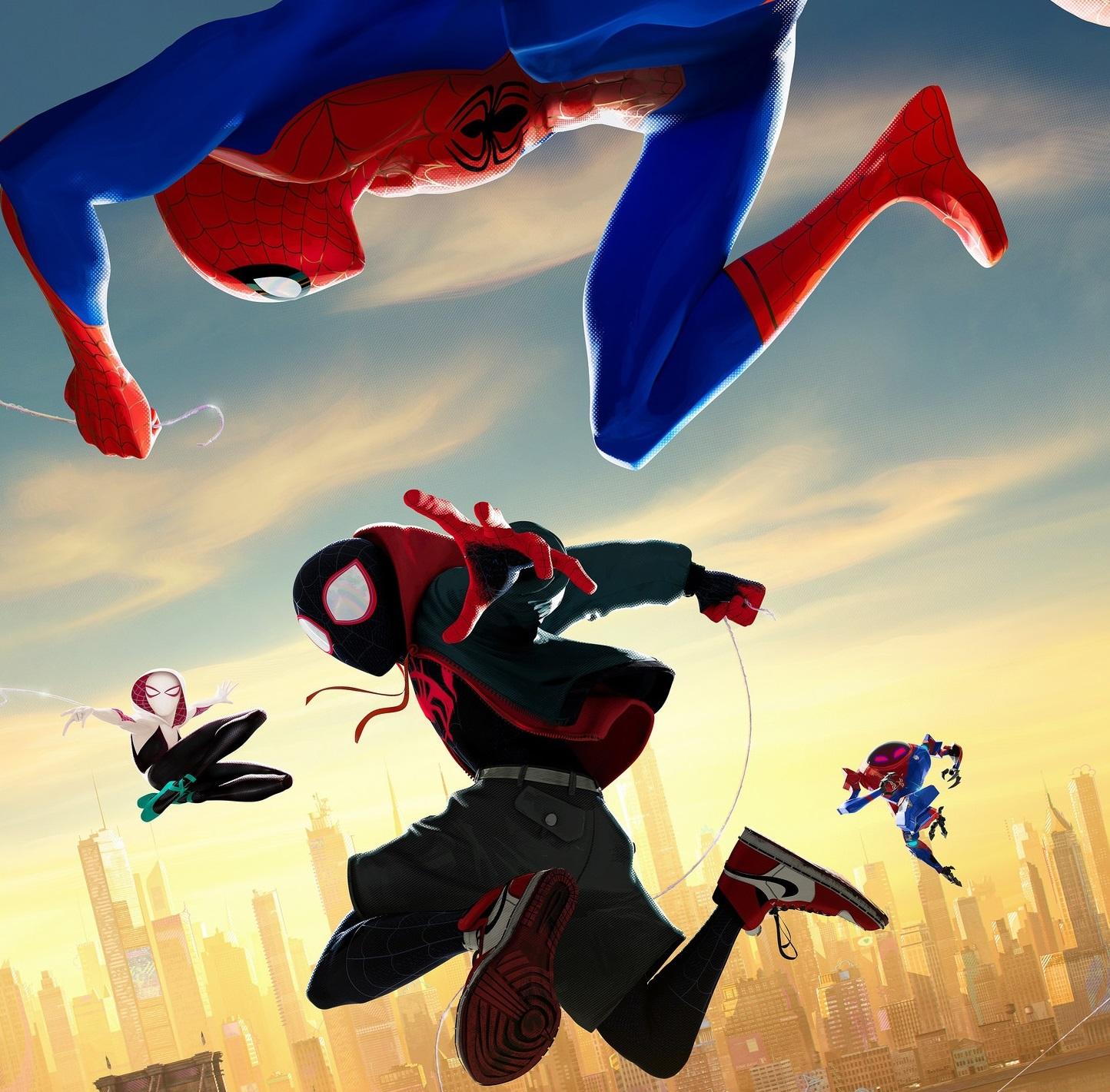 Sony запустили 2 продолжения мультфильмов про Человека-Паука