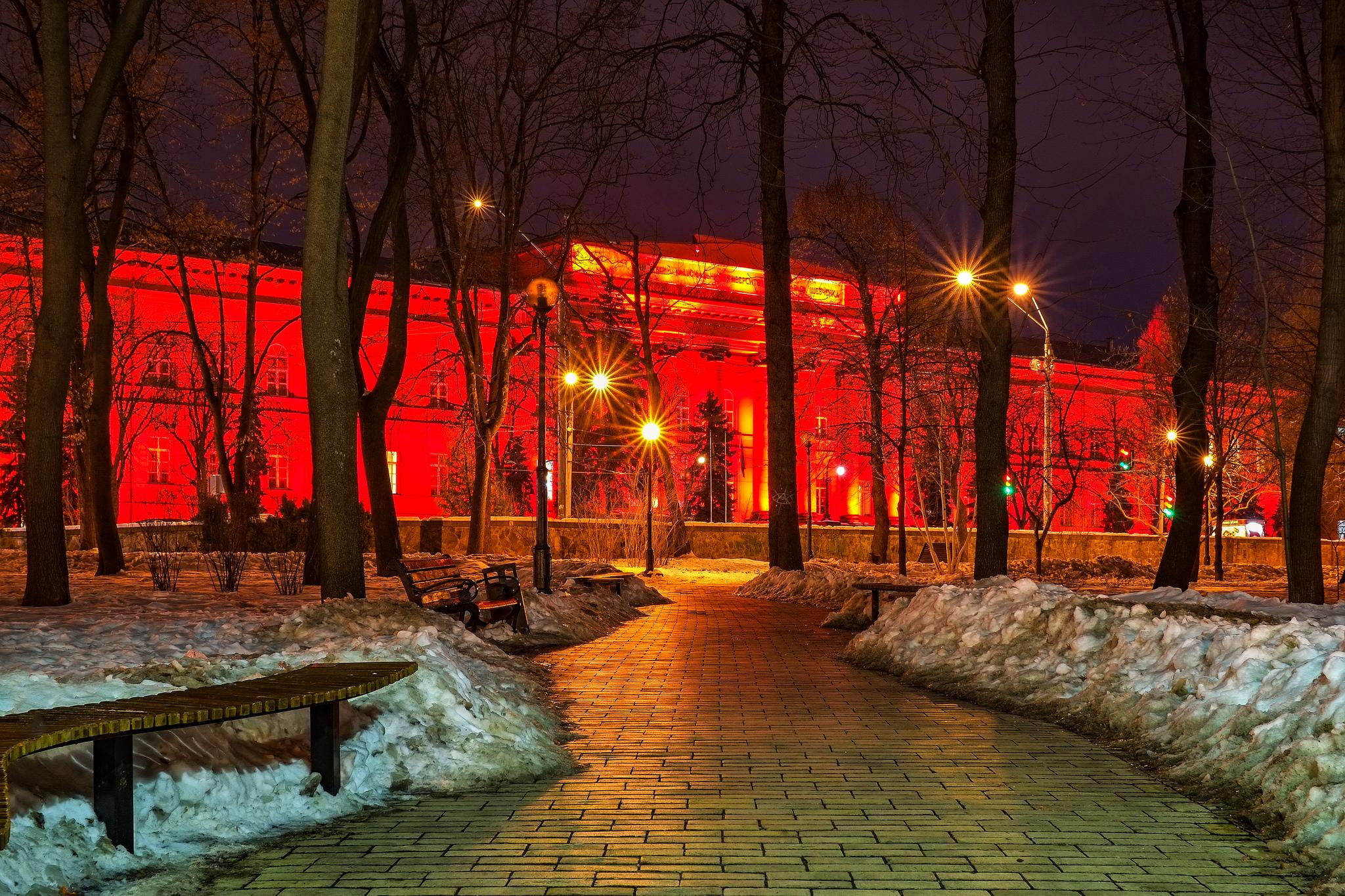 Куда пойти в Киеве 9 января