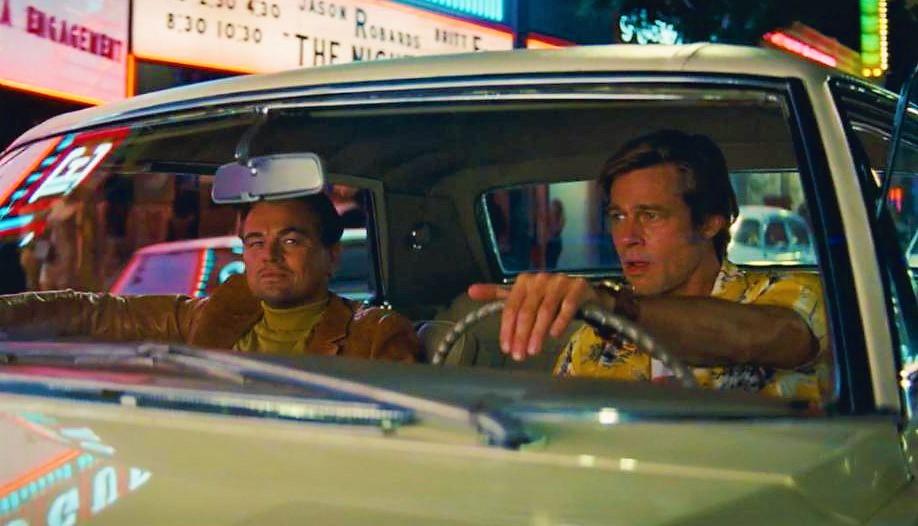 Вышел трейлер Однажды в Голливуде от Квентина Тарантино