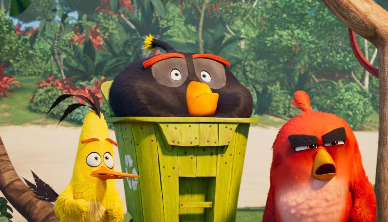 Вышел первый тизер-трейлер Angry Birds 2