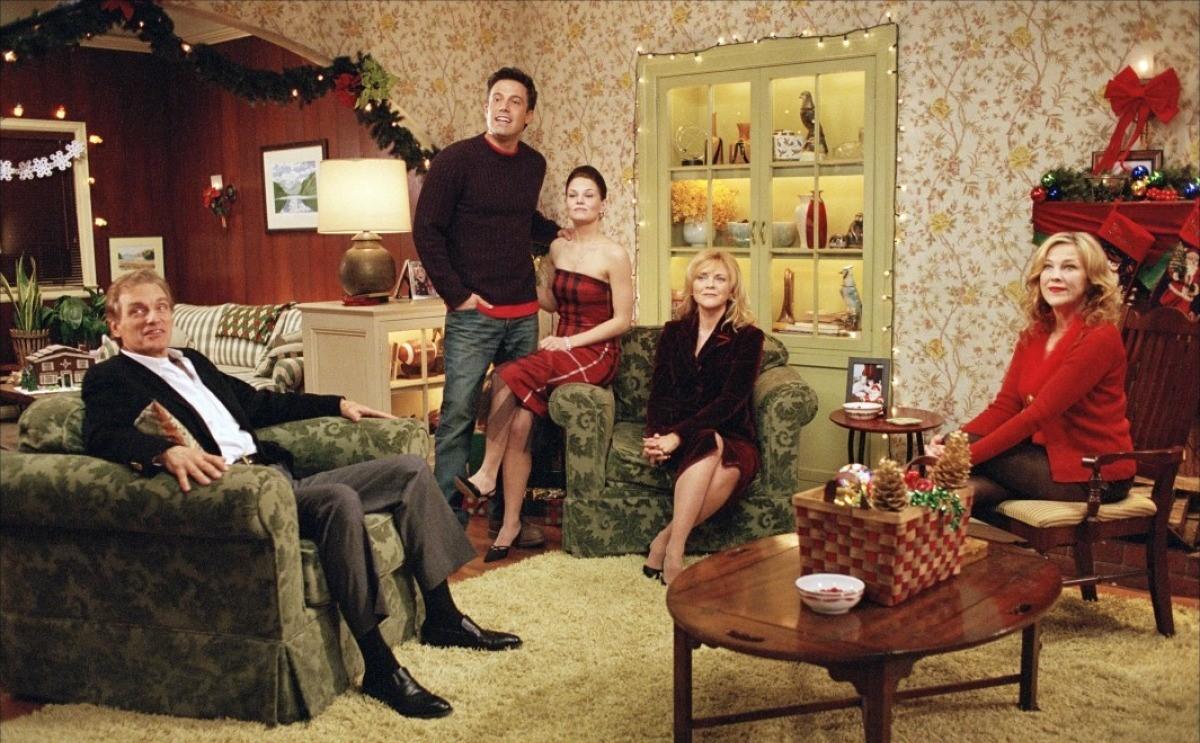 Семейные фильмы к Рождеству