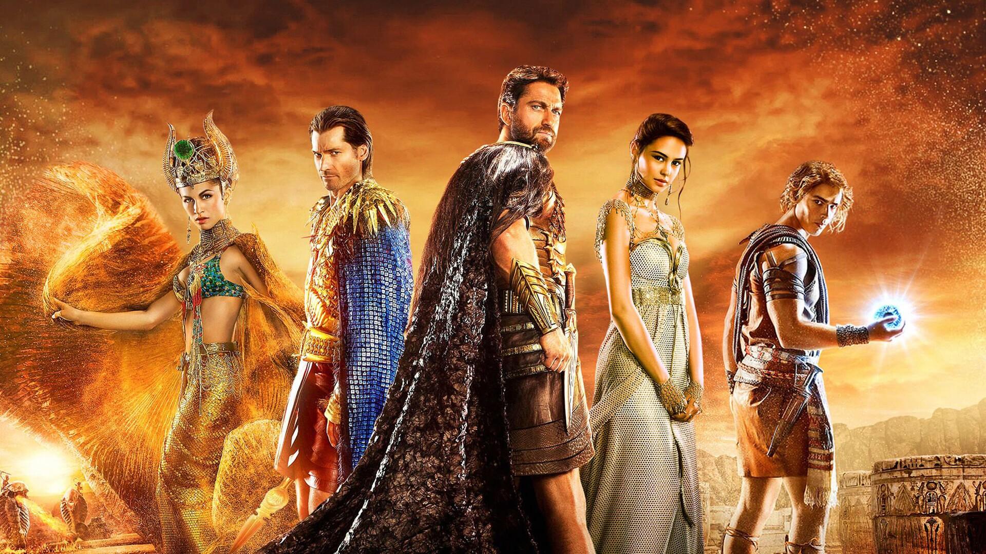 Фильмы про богов и титанов