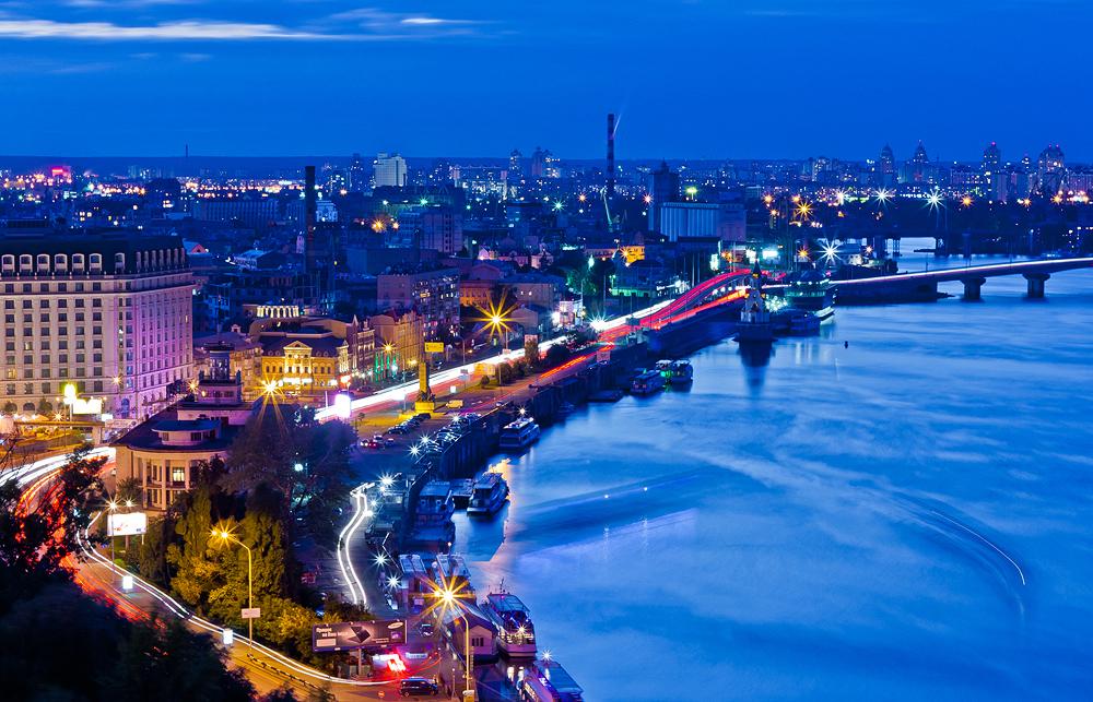 Куда пойти в Киеве 23 ноября