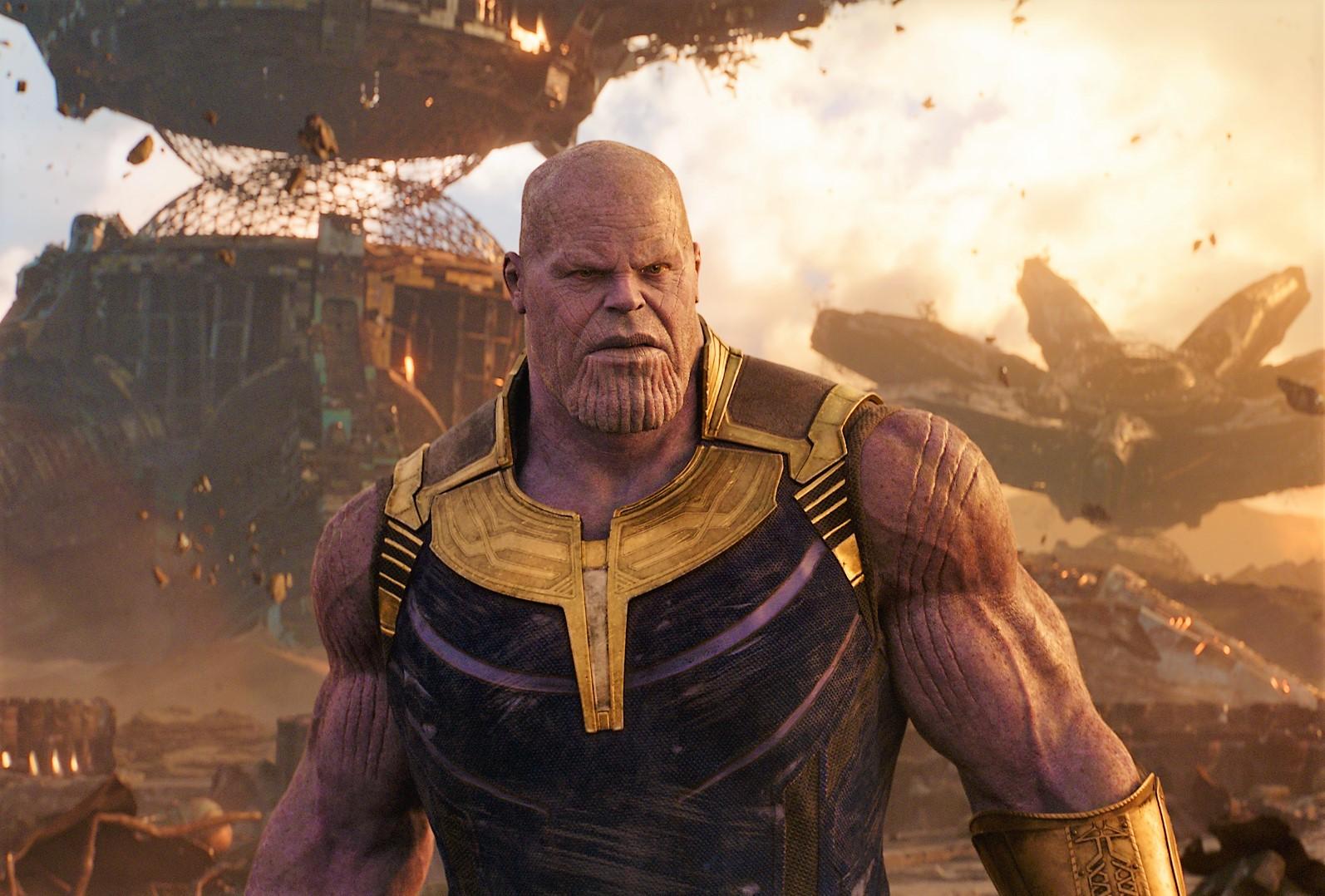 Продолжительность новых Мстителей может составить три часа