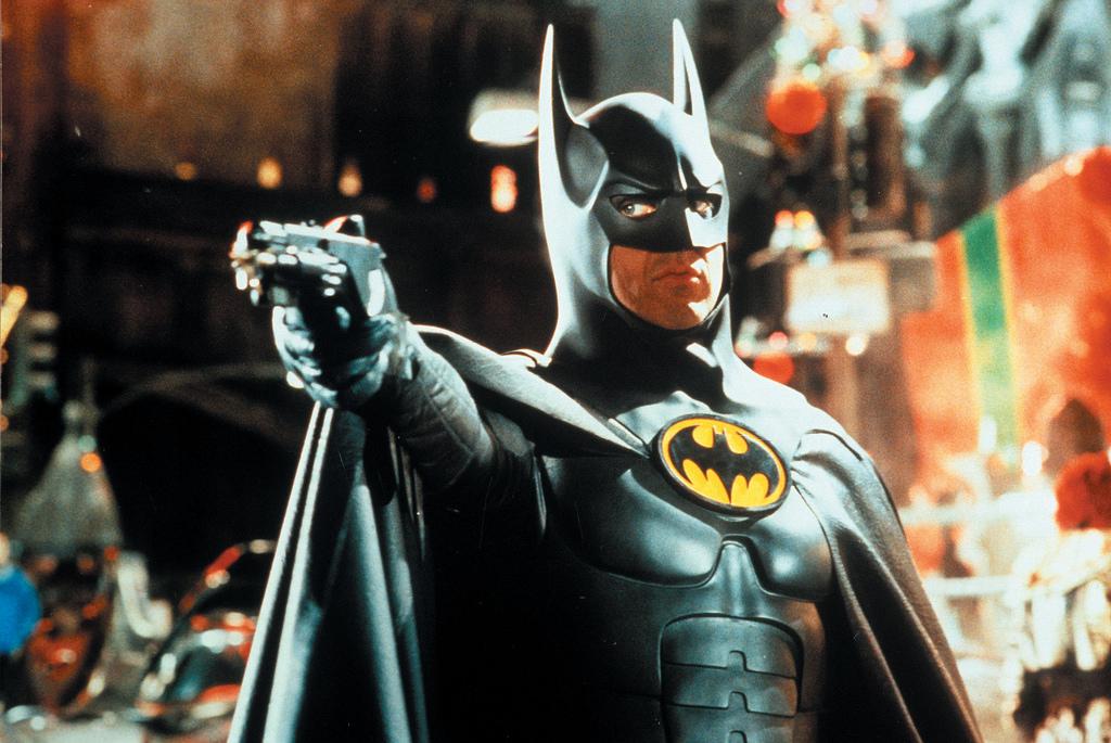 Майкл Китон в роли Бэтмена
