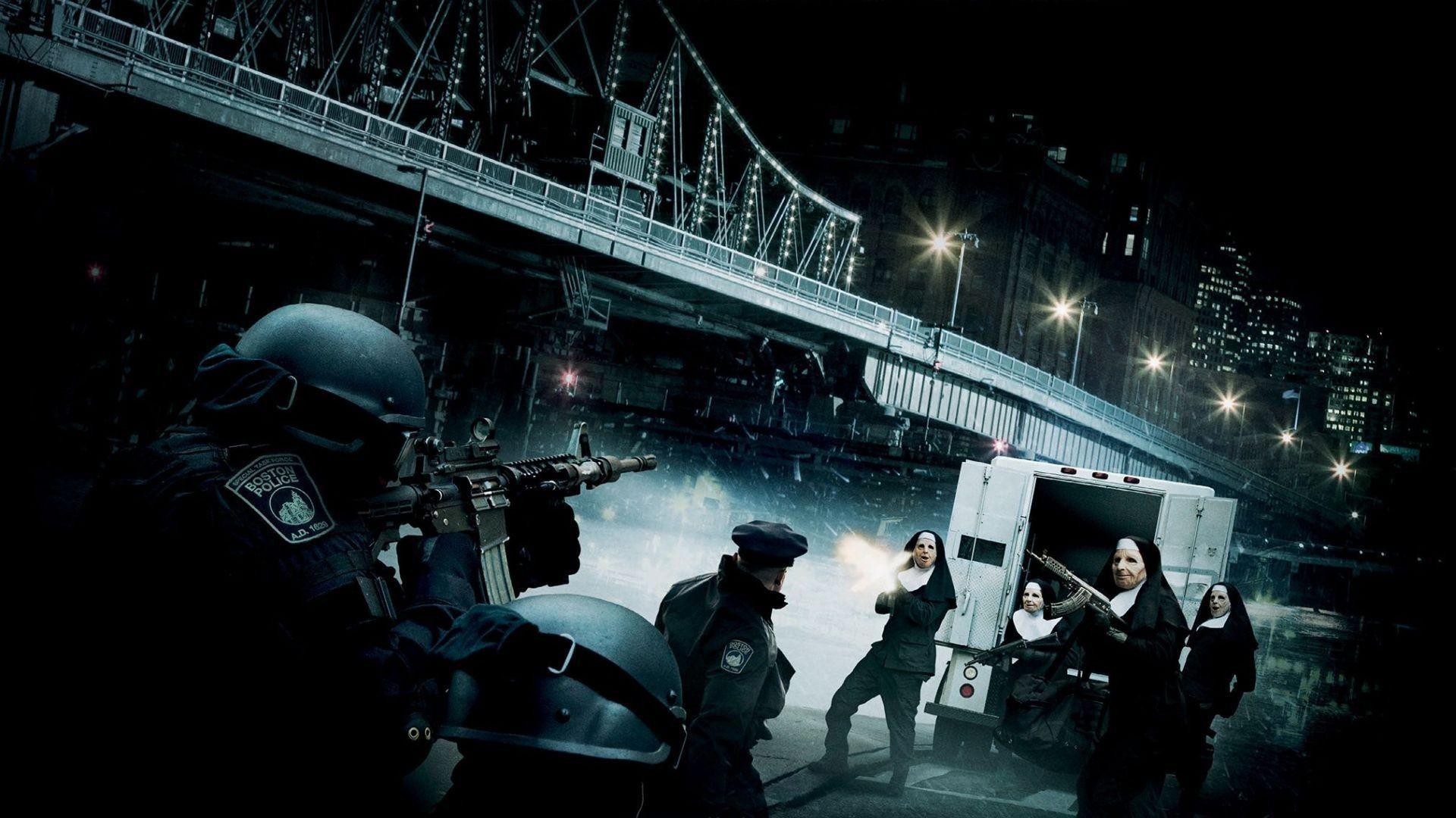 Классные фильмы об ограблениях