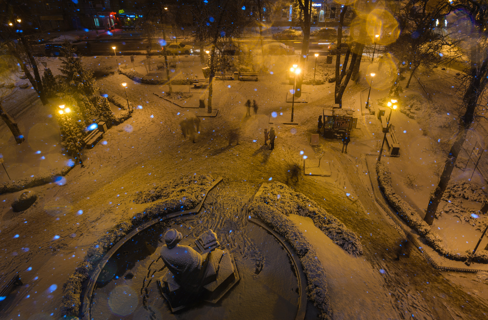 Куда пойти в Киеве 10 января