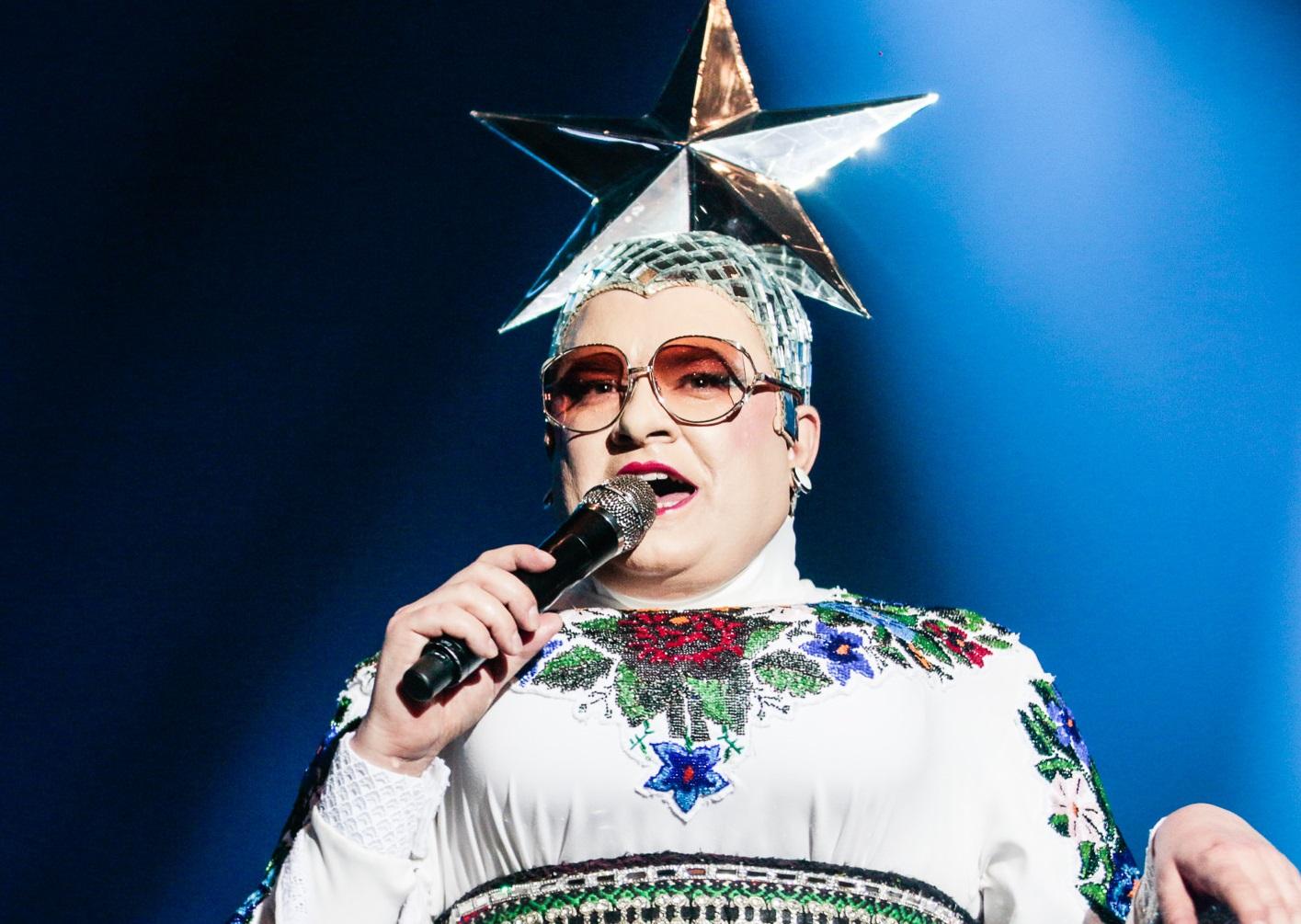 Верка Сердючка выступит в качестве приглашенной звезды на Евровидении-2019