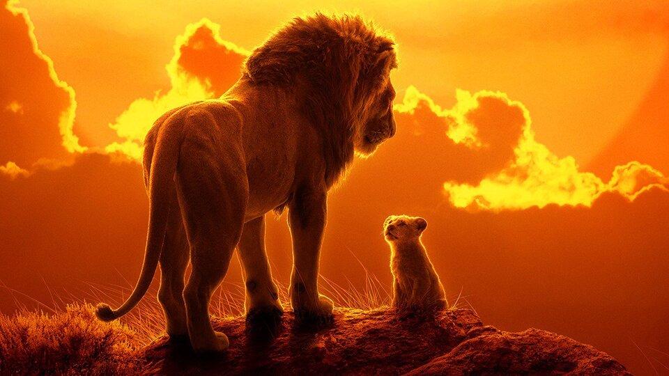 Появились новые фото и видео с Короля Льва от Disney