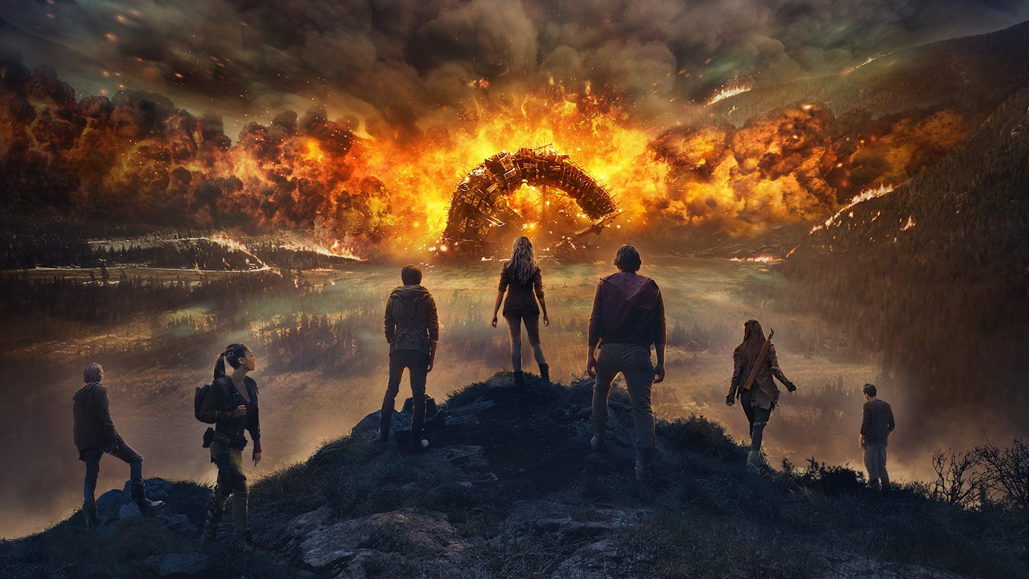 Сериалы о конце света