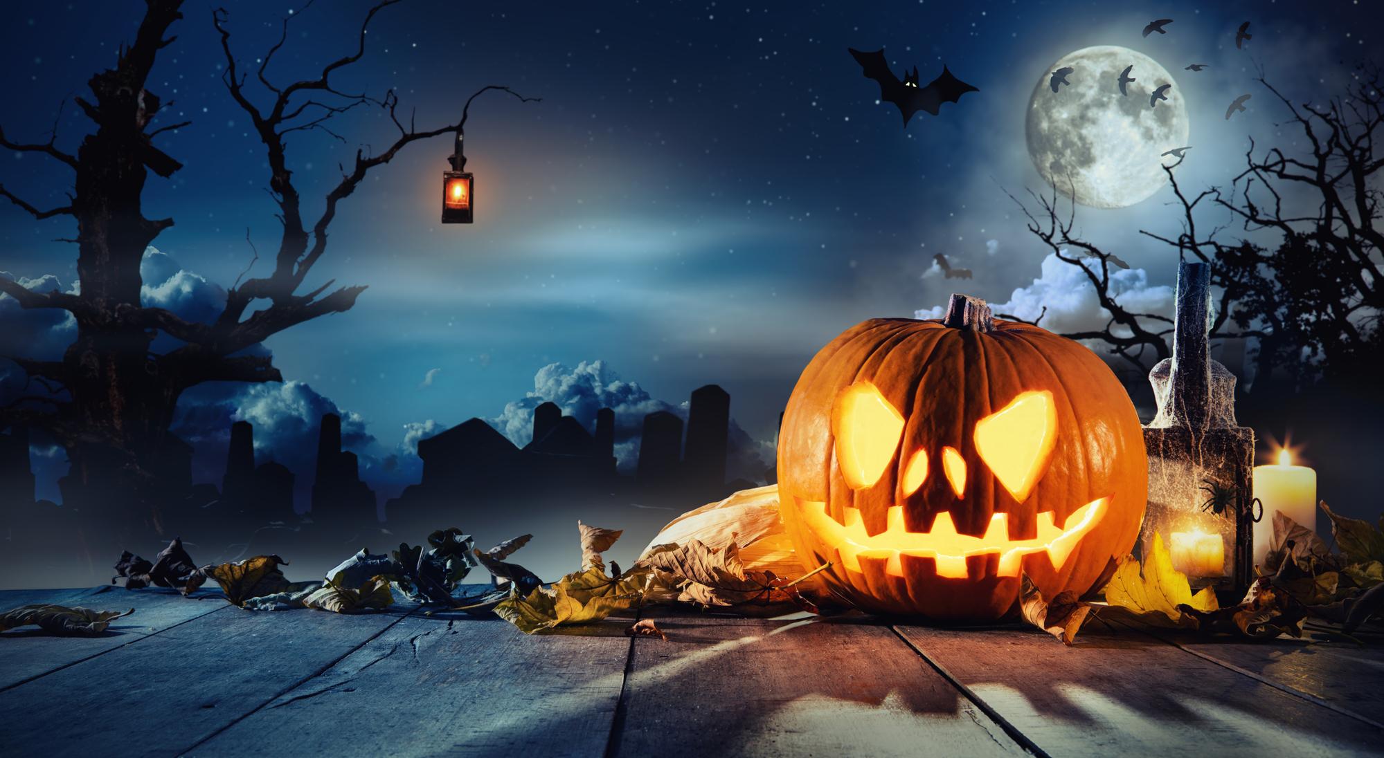 Фильмы на Хэллоуин