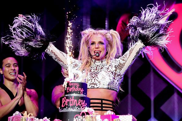 Бритни Спирс исполнилось 37