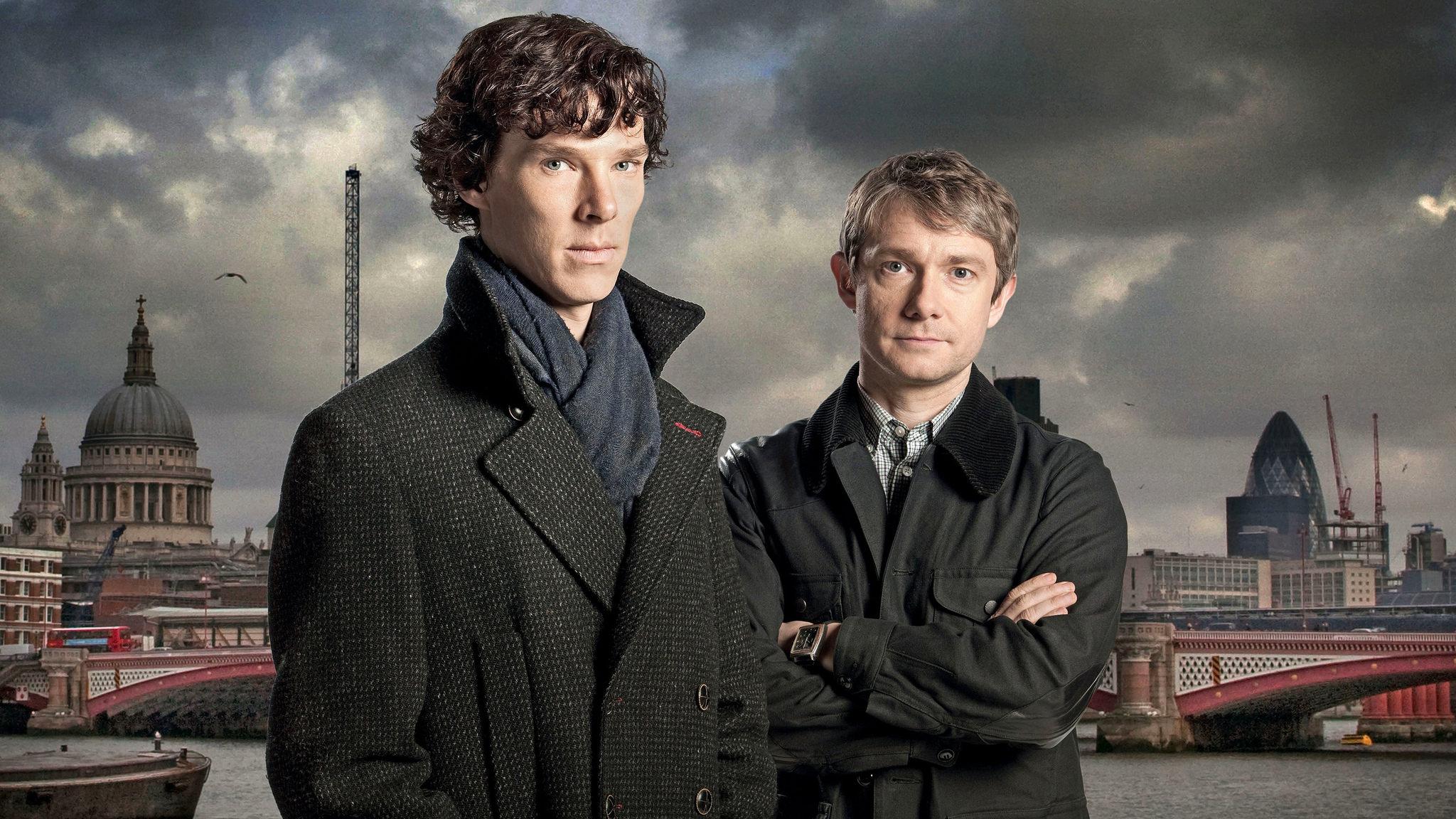 Сериалы от BBC