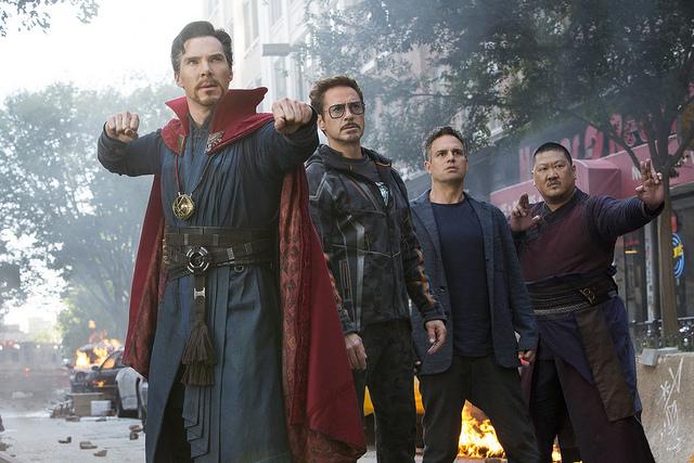 Актеры из Мстителей могут  появиться на Оскаре