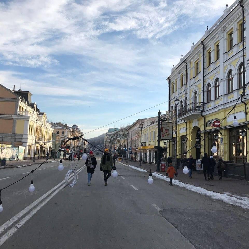На новогодние праздники в Киеве будет курсировать Полярный экспресс