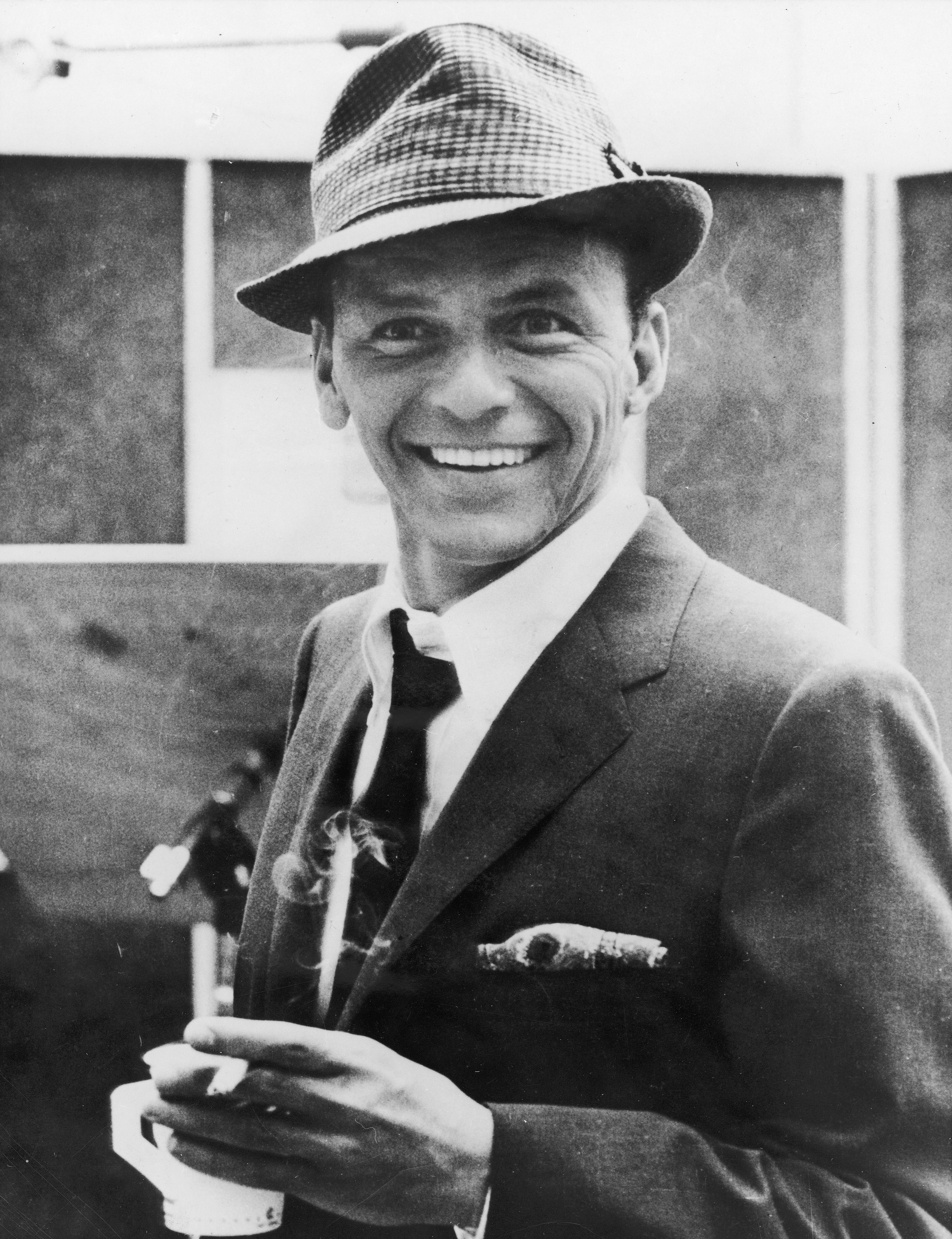 Frank Sinatra With Quincy Jones And Orchestra LA Is My Lady