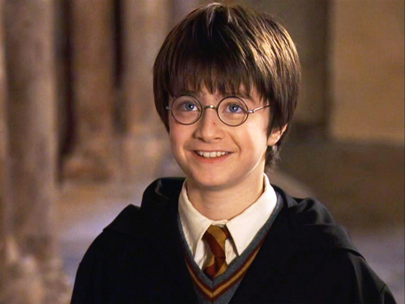 Рэдклифф раскрыл секрет о съемках Гарри Поттера