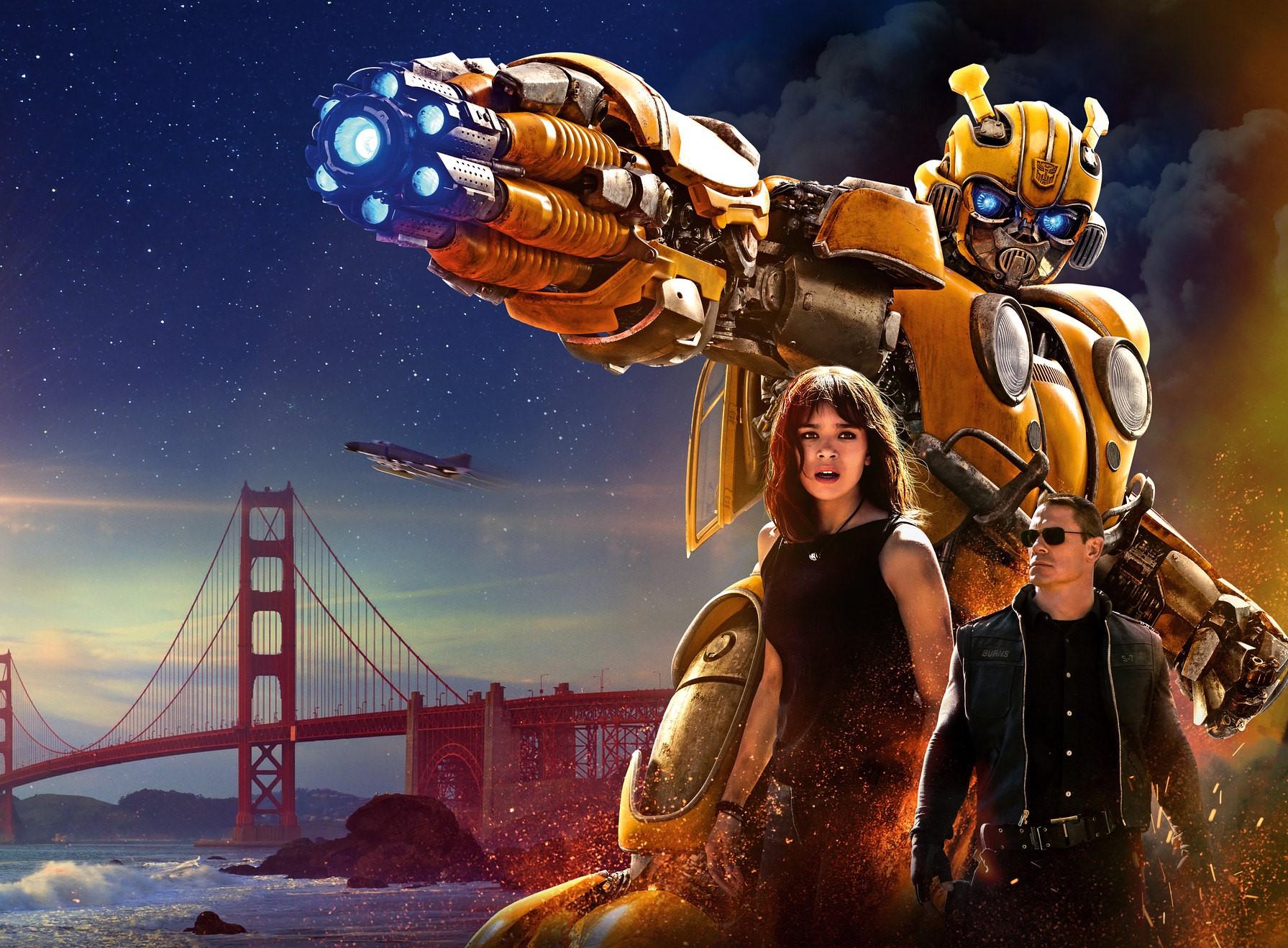Отличные фантастические фильмы о роботах