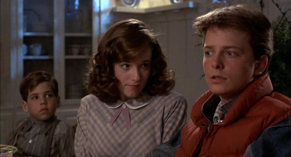 Марти и его мама