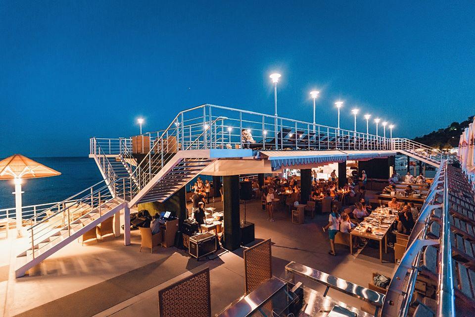 Рестораны с живописными видами в Одессе