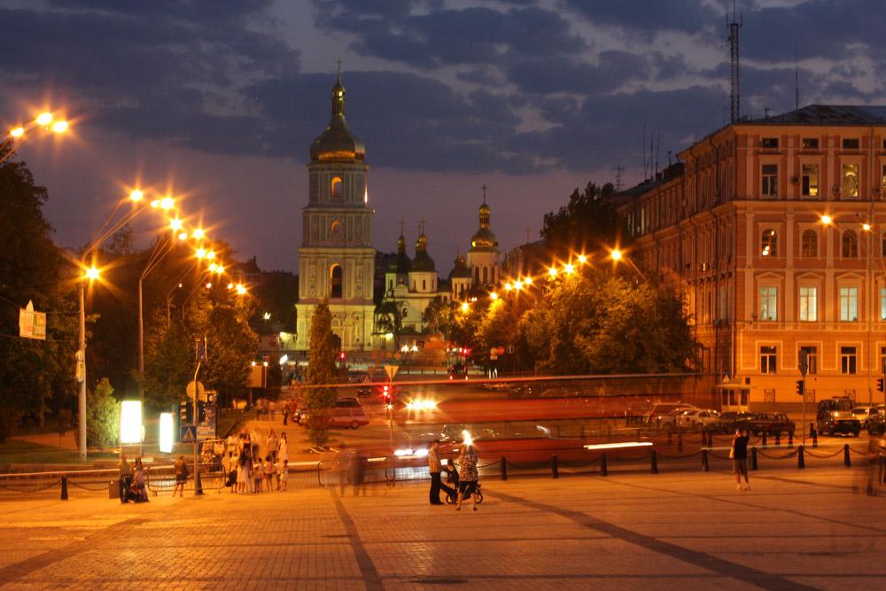 Куда пойти в Киеве 9 октября