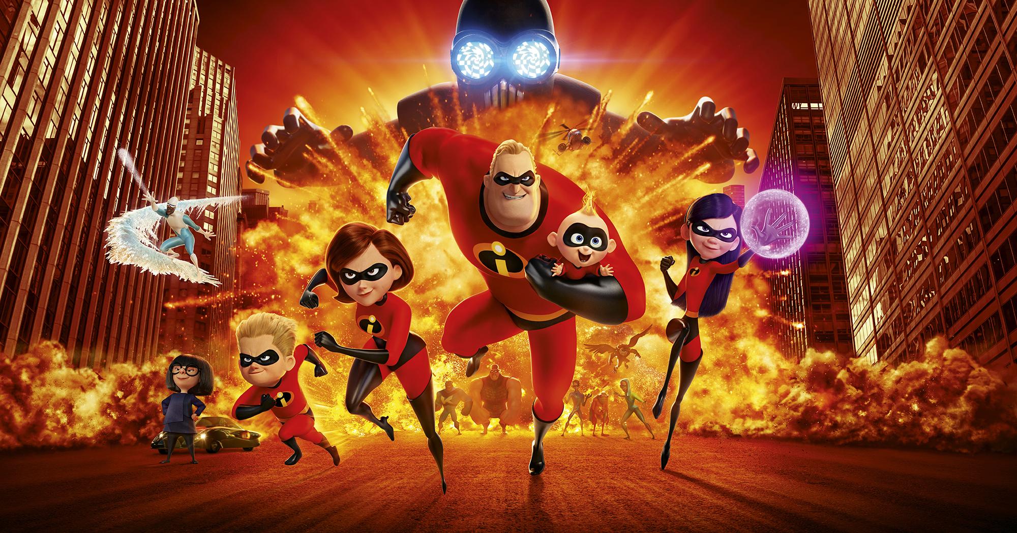 Отличные мультики от Pixar