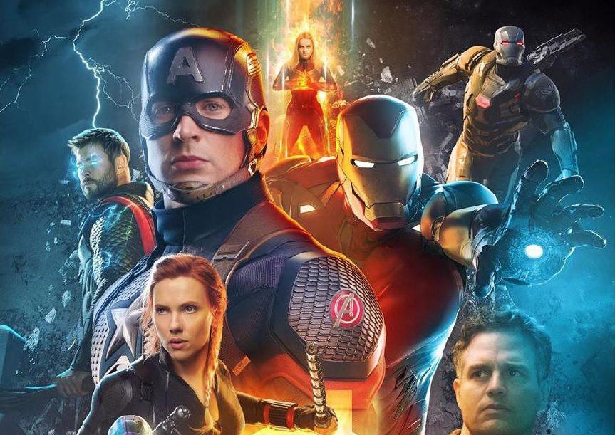 Мстители: Финал собрал более 2 миллиардов в мировом прокате