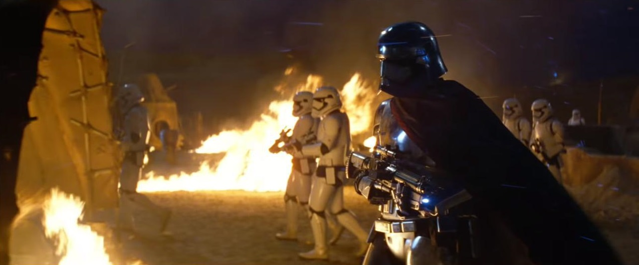 Звездные войны и штурмовики