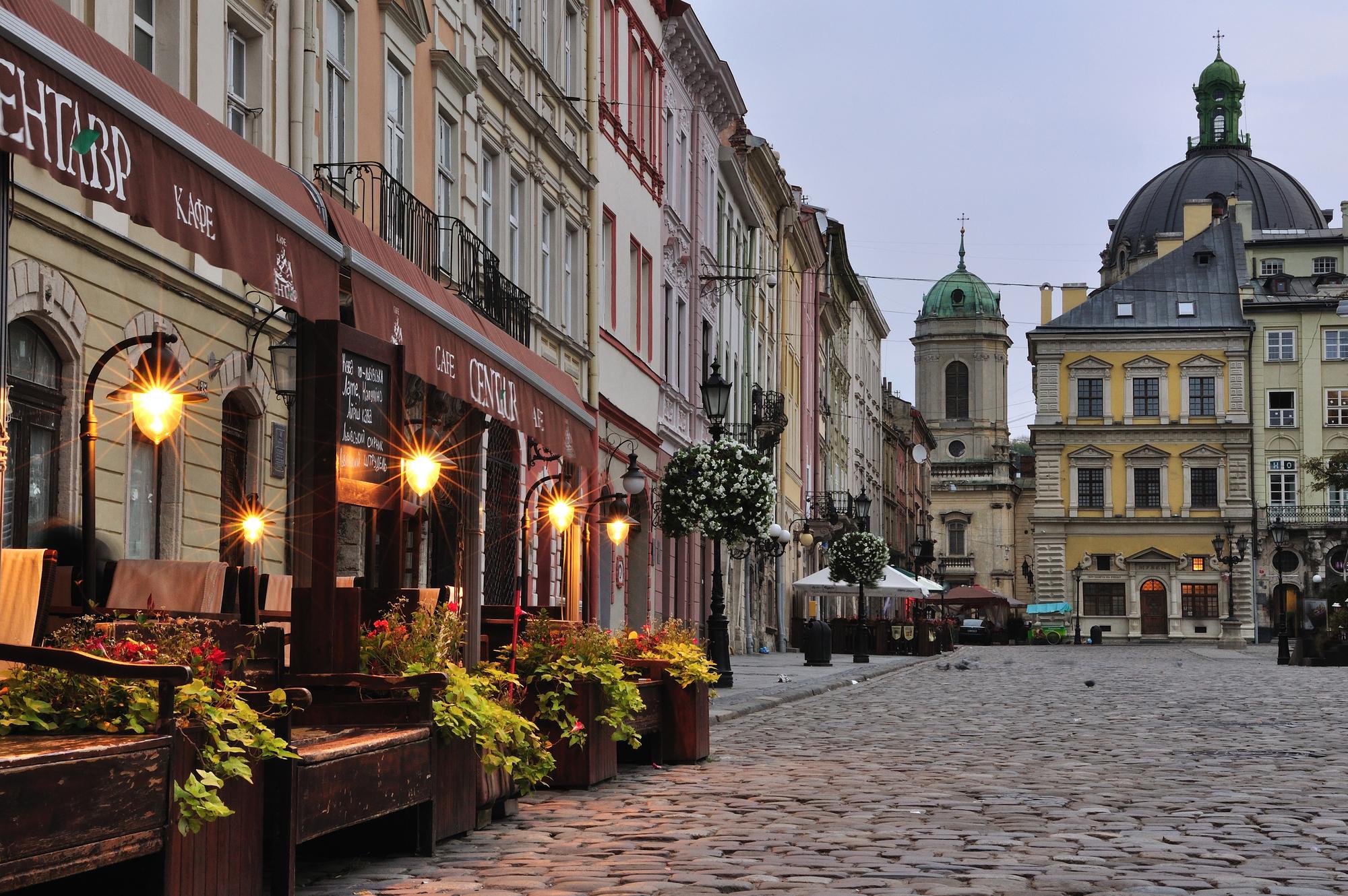 Куда поехать в Украине на 8 марта