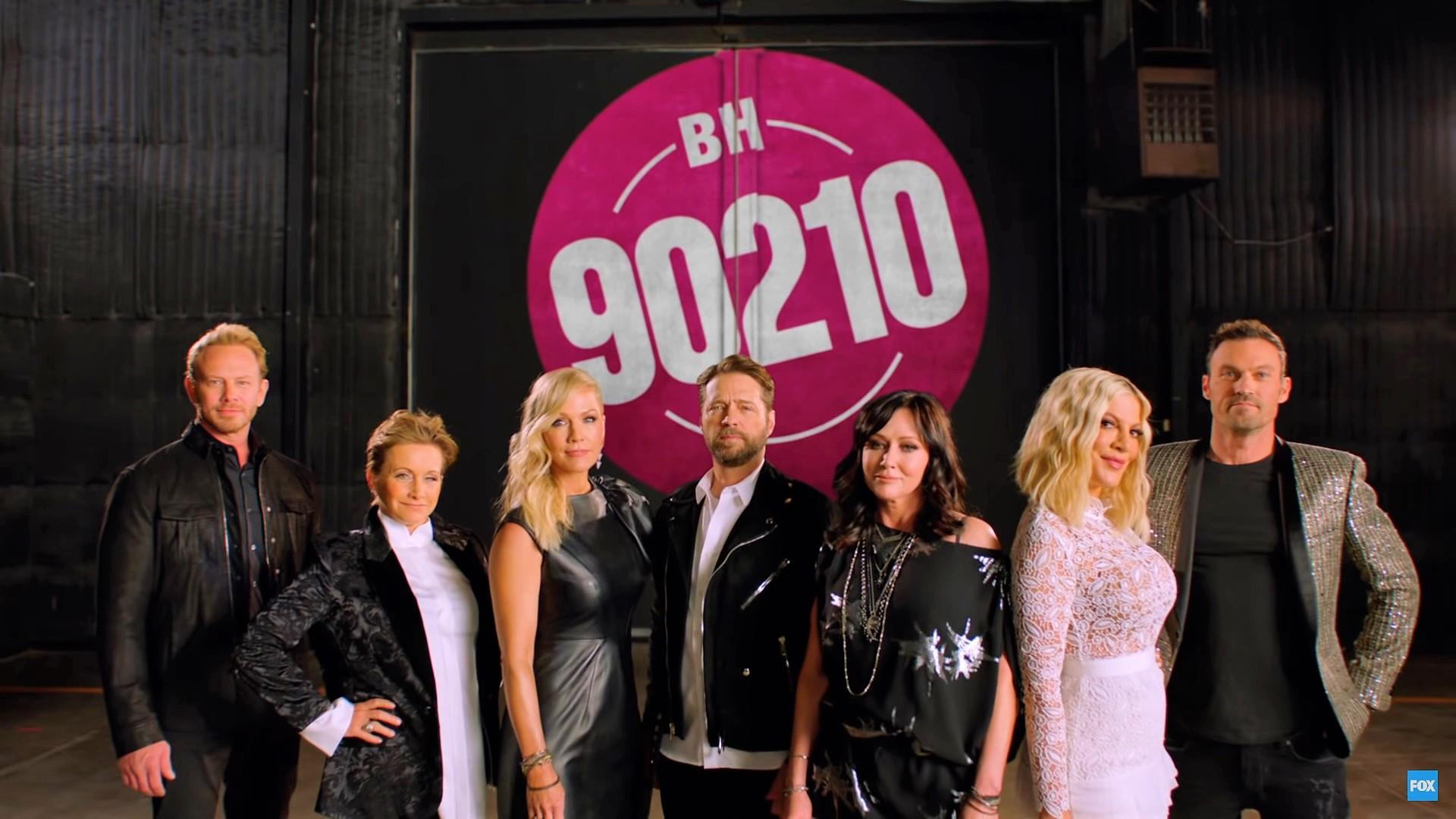 Вышел новый трейлер сериала Беверли-Хиллз 90210