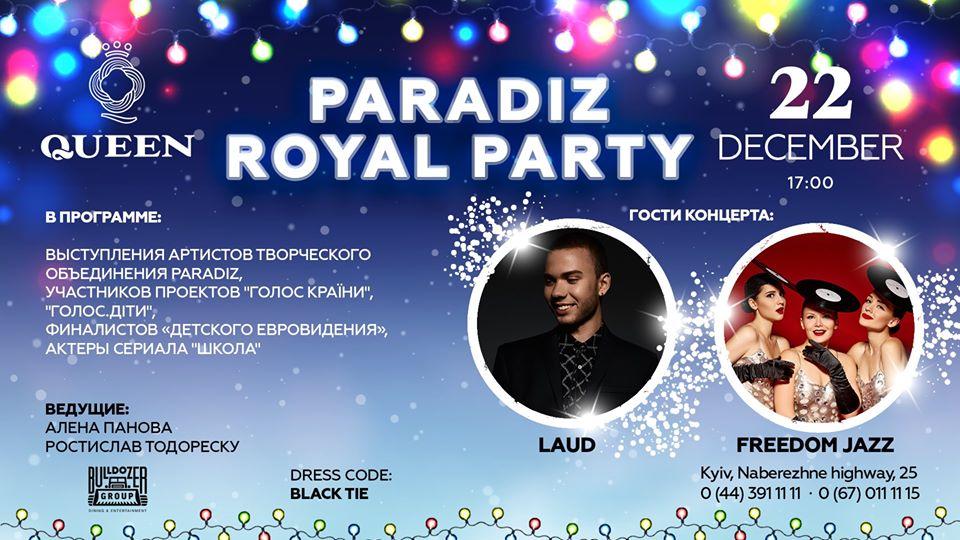 PARADIZ ROYAL PARTY