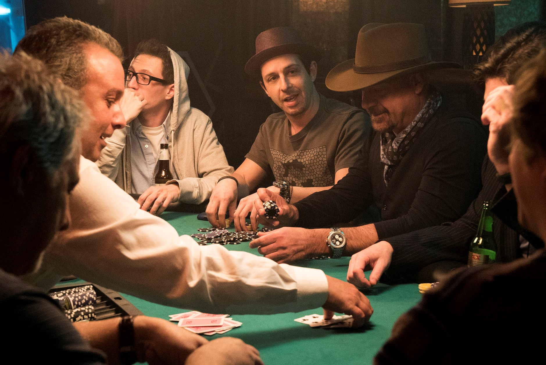 Фильмы об азартных играх