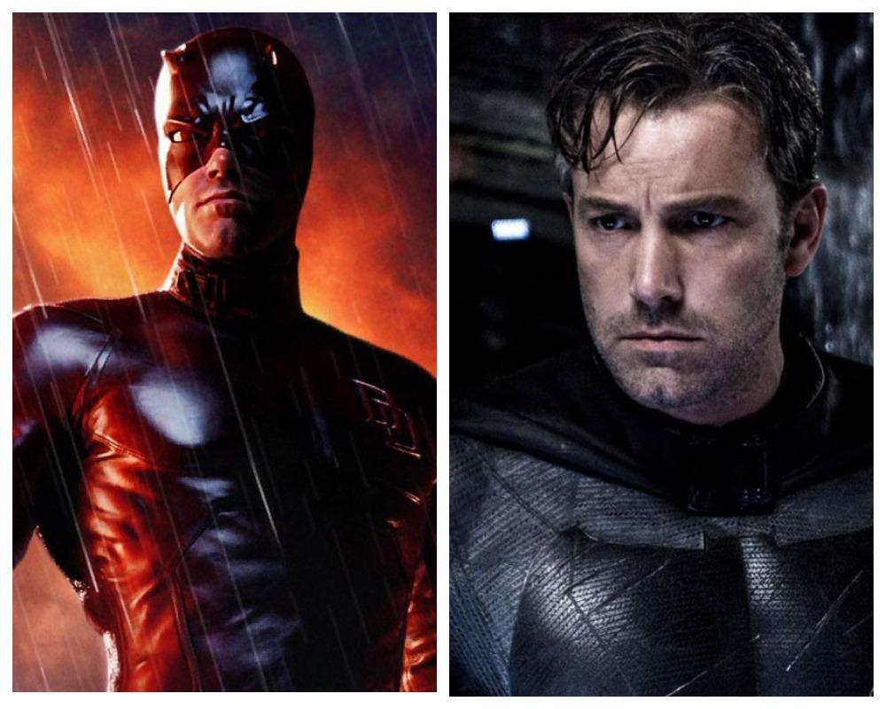 Сорвиголова и Бэтмен против Супермена
