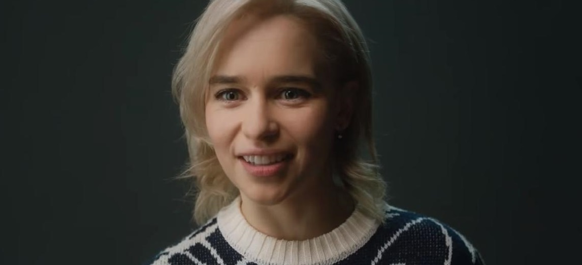 Эмилия Кларк в ролике Leading Lady Parts