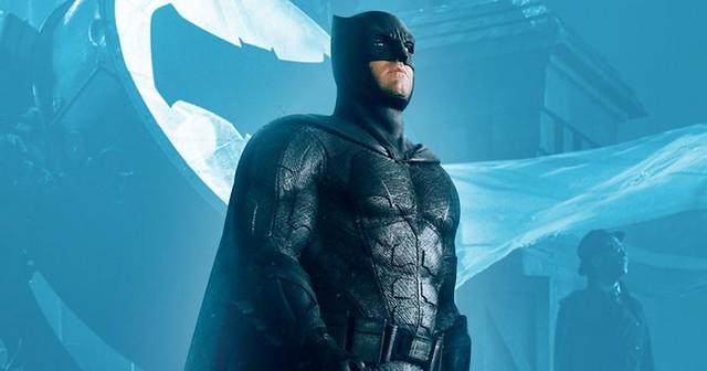 Аффлек в роли Бэтмена