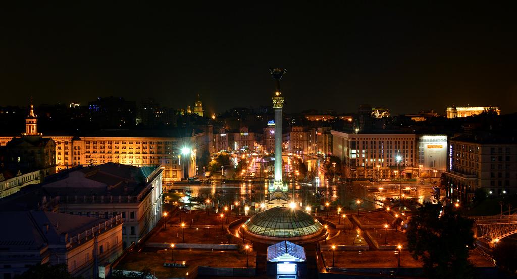 Куда пойти в Киеве 9 ноября