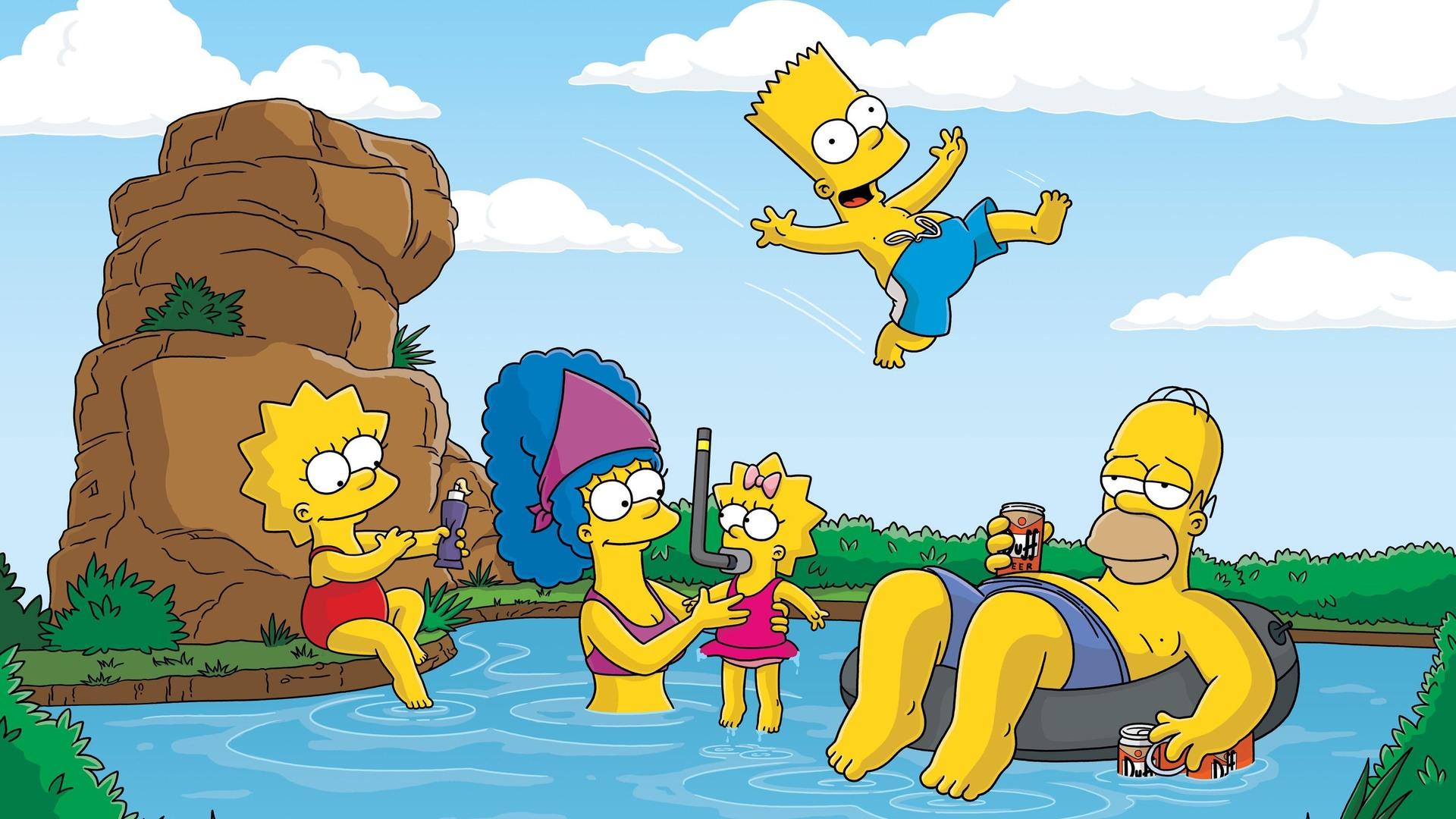 Симпсоны получили еще два сезона