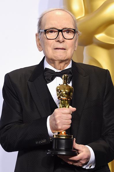 Морриконе получил Оскар
